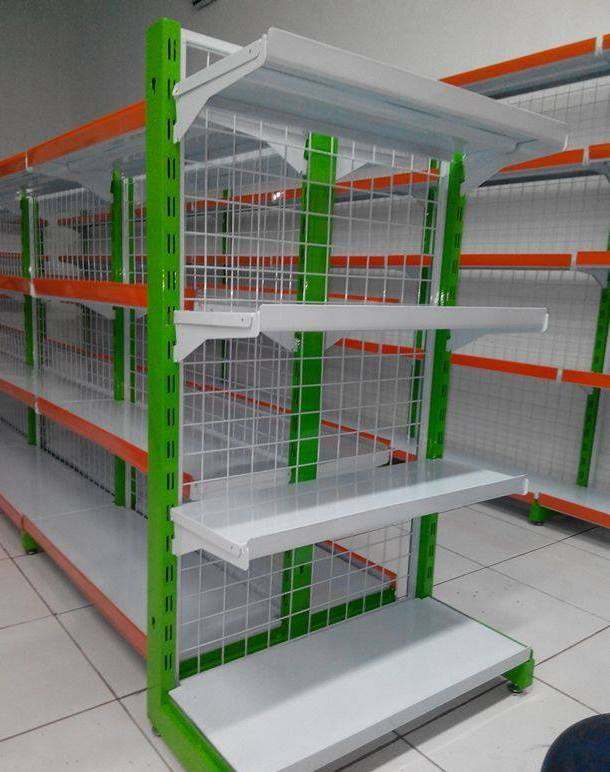 rak minimarket Semarang murah