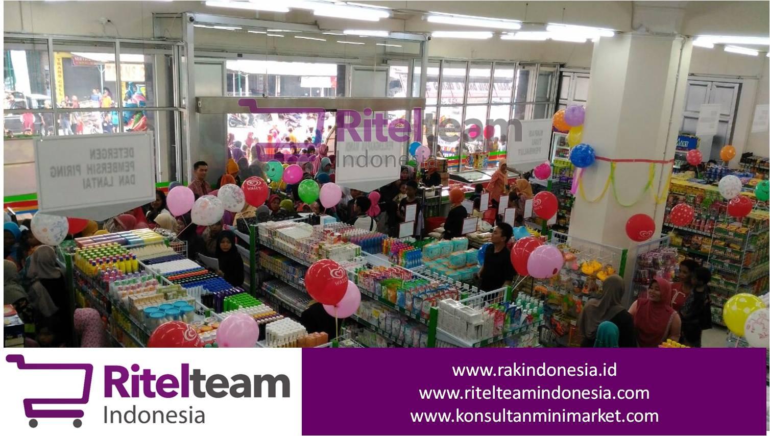 Produk dan Layanan Ritelteam Indonesia