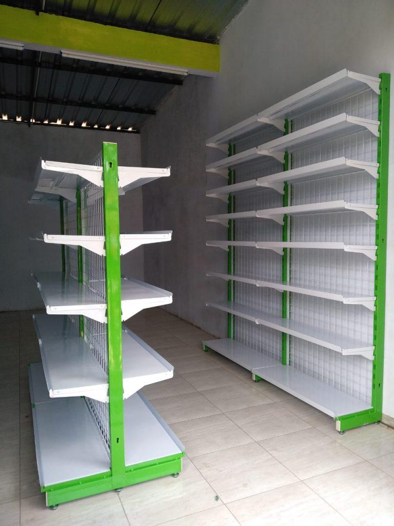 Rak Minimarket Medan Murah Terbaik