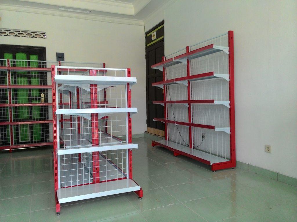 Rak Minimarket Jambi Murah